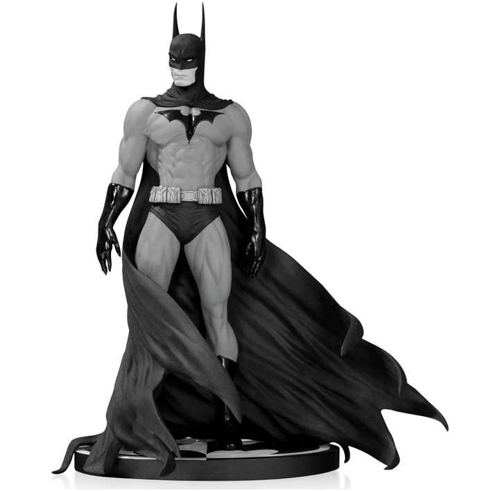 Statue: DC Comic - Batman Black & White (by Michael Turner) Photo