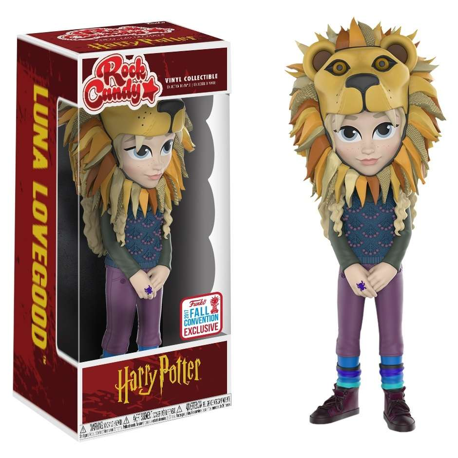Rock Candy: Harry Potter - Luna Lovegood Lion Hat (NYCC 2017 Exclusive) Photo