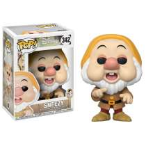 POP!: Snow White & the 7 Dwarfs - Sneezy Photo