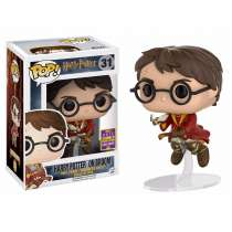 POP!: Harry Potter - Harry Potter on Broom (SDCC 2017 Exclusive, shared sticker) Photo