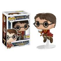 POP!: Harry Potter - Harry Potter on Broom (SDCC 2017 Exclusive, convention sticker) Photo