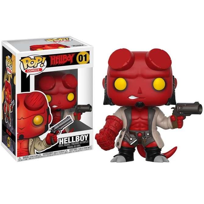 POP!: Hellboy - Hellboy Photo