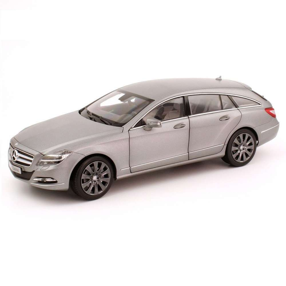 Diecast Car 1/18: Street Cars - Mercedes-Benz CLS-Klasse Shooting Brake 2012 Photo