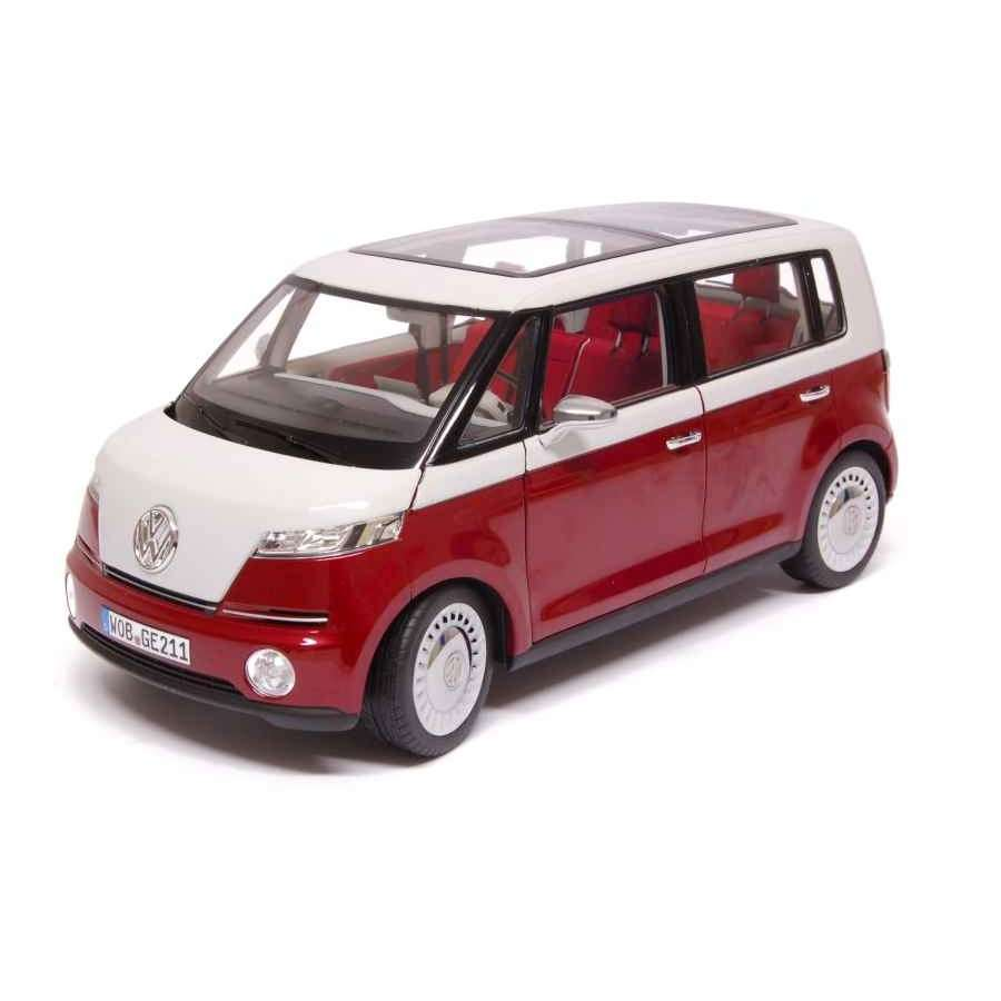 Diecast Car 1/18: Street Cars - Volkswagon Bulli Concept Car 2011 Photo