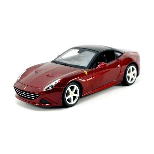 Diecast Car 1/24: Street Cars - Ferrari California T Closed Photo