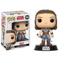 POP!: Star Wars The Last Jedi - Rey Photo