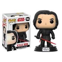 POP!: Star Wars The Last Jedi - Kylo Ren Unmasked Photo