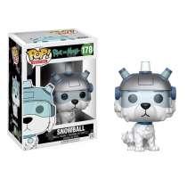 POP!: Rick & Morty - Snowball Photo