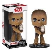 Wobblers: Star Wars Last Jedi - Chewbacca Photo