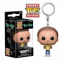 Pocket Pop: Rick & Morty - Morty Photo