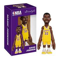 Figurine: NBA - Magic Johnson (Los Angeles Lakers) Photo