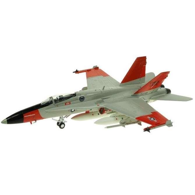 Diecast Aircraft 1/72: Military - F/A-18C Hornet VX-31 Nas China Lake Photo