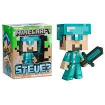Vinyl Figure: Minecraft Diamond - Steve 6