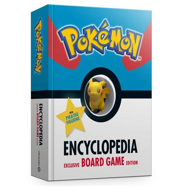 Book: The Official Pokemon Encyclopedia Special Edition Photo