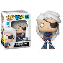 Pop!: Teen Titans Go - Rose Wilson (Toys R Us Exclusive) Photo