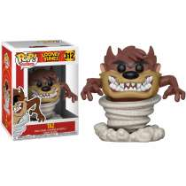 Pop!: Looney Tunes - Taz with Tornado Photo