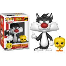 Pop!: Looney Tunes - Sylvester & Tweety Photo