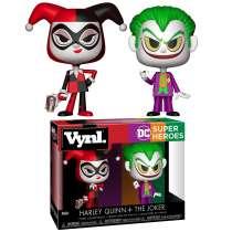 Vynl: DC Comics - Harley + Joker Photo