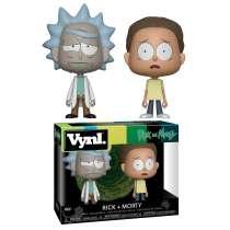 Vynl: Rick & Morty - Rick + Morty Photo