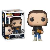 Pop!: Stranger Things - Punk Rock Eleven (International Exclusive) Photo