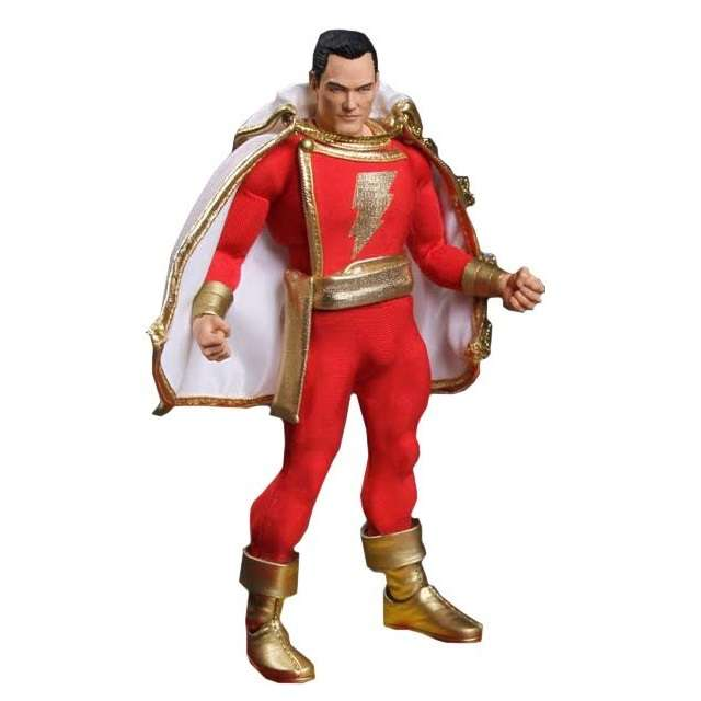 Action Figure: DC Comics - Shazam Photo
