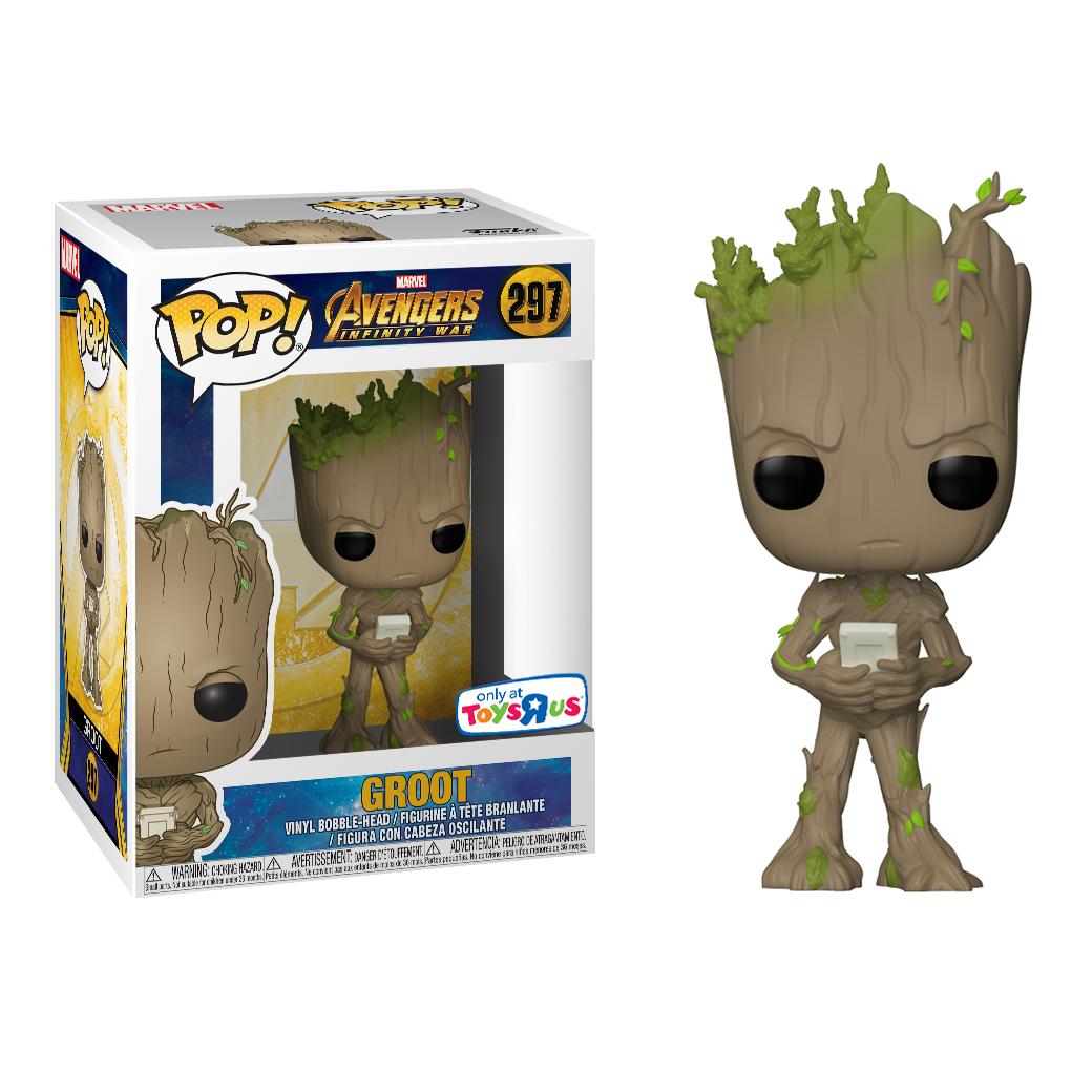 POP!: Infinity War - Groot (Toys R Us Exclusive) Photo