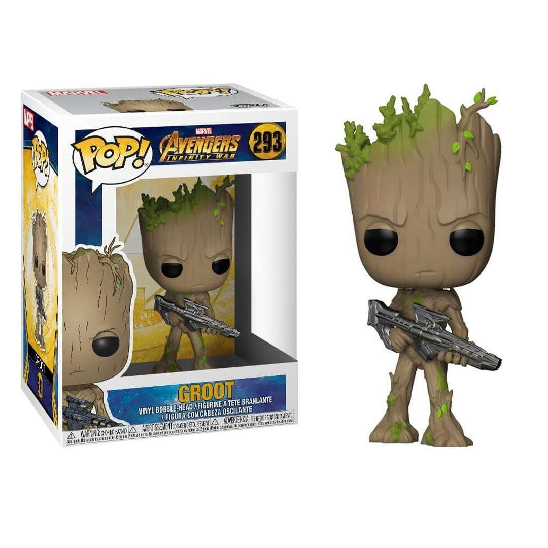 POP!: Infinity War - Groot Photo