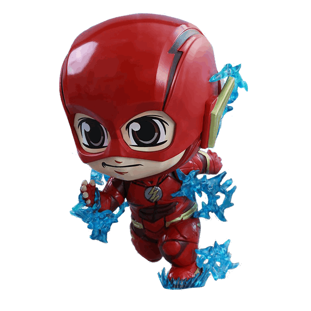 Cosbaby: Justice League - The Flash Photo