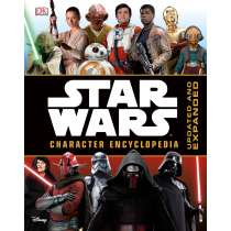 Book: Star Wars Character Encyclopedia Updated and Expanded Photo