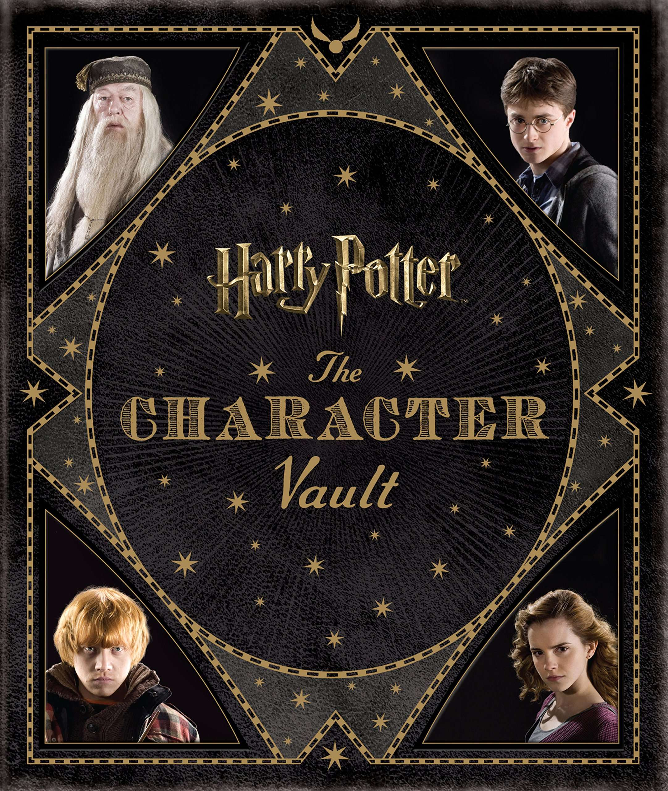Book: Harry Potter The Character Vault Photo