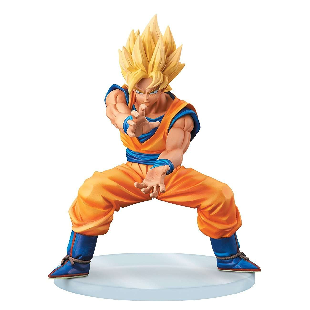 Action Figure: Dragon Ball Z - Super Saiyan Goku Photo