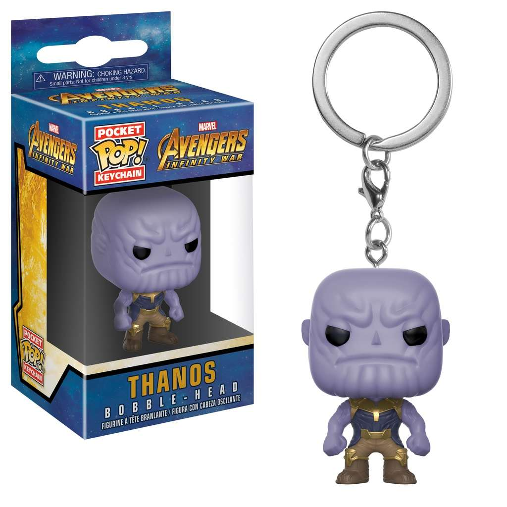 Pocket Pop: Infinity War - Thanos Photo