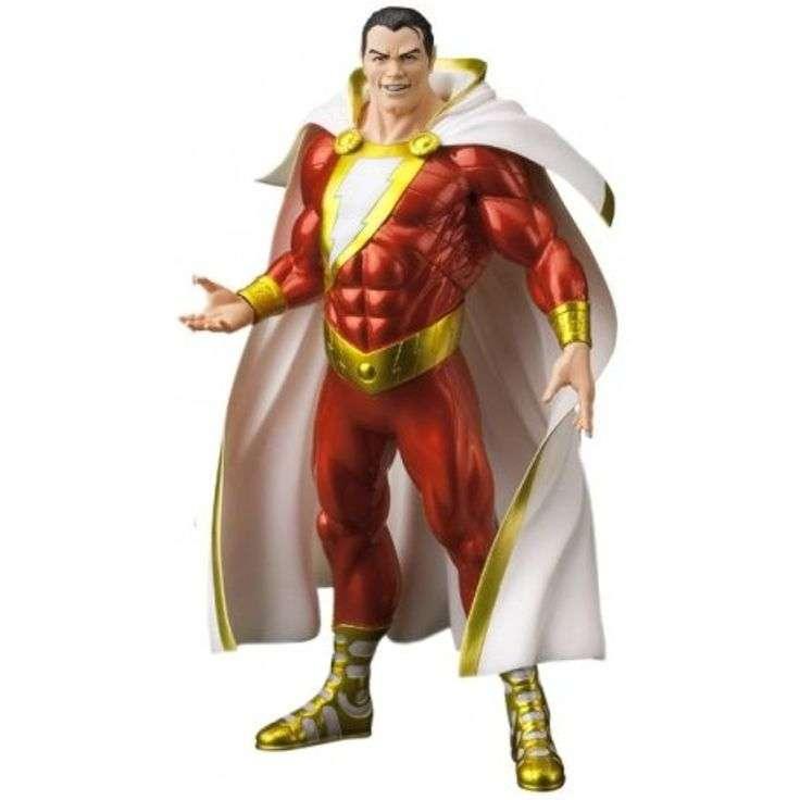 ArtFX+ Statue: DC Comics - Shazam Photo