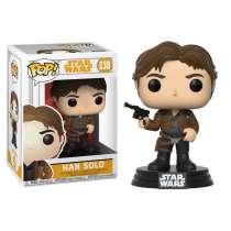 POP!: Star Wars Solo - Han Solo Photo