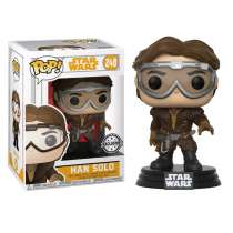 POP!: Star Wars Solo - Han Solo with Goggles (Exclusive) Photo