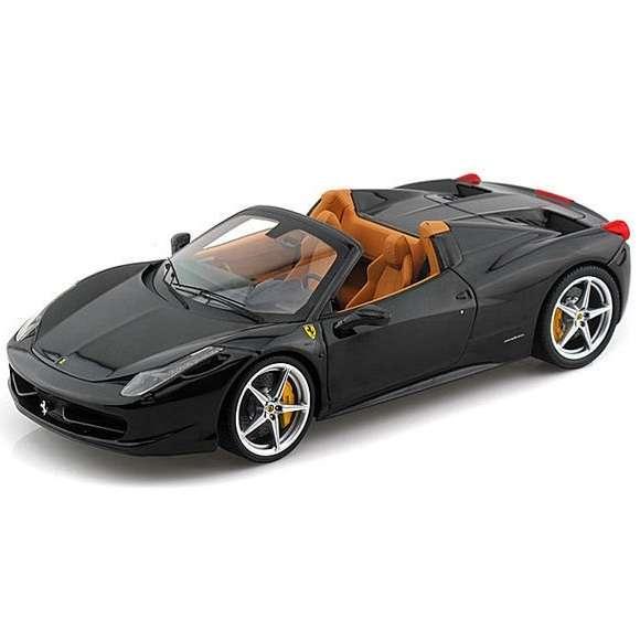 Diecast Car 1/18: Street Cars - Ferrari 458 Spider 2012 Photo