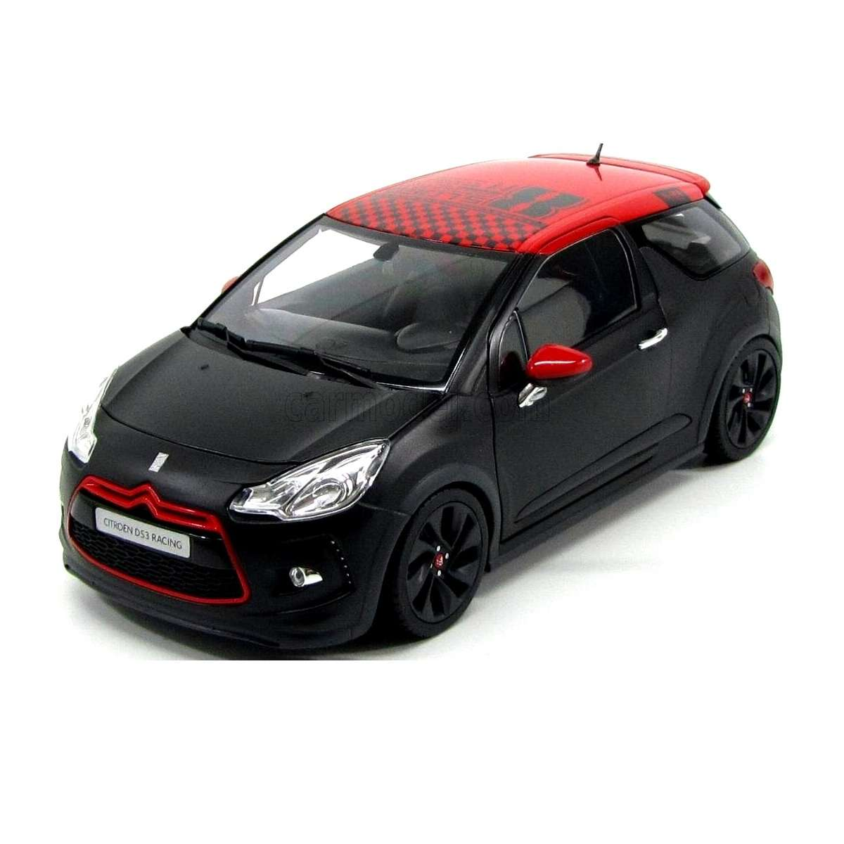 Diecast Car 1/18: Street Cars - Citroen DS3 Racing 2012 Photo