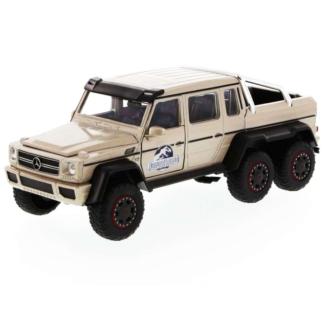 Diecast Cars 1/24: Jurasic World - Mercedes G63 AMG 6x6 Photo