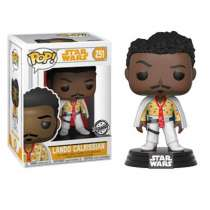 POP!: Star Wars Solo - Lando Carlrissian (Exclusive) Photo