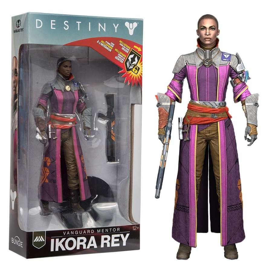 Action Figure: Destiny 2 - Ikora Rey Photo