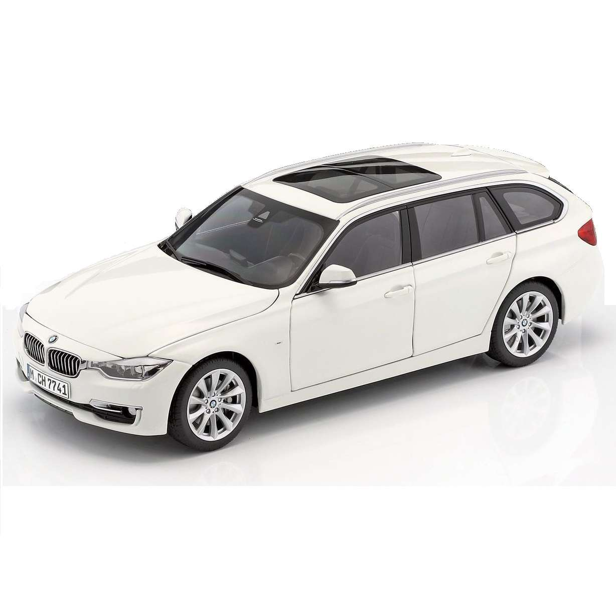 Diecast Car 1/18: Street Cars - BMW 3 Series Touring F31 Photo