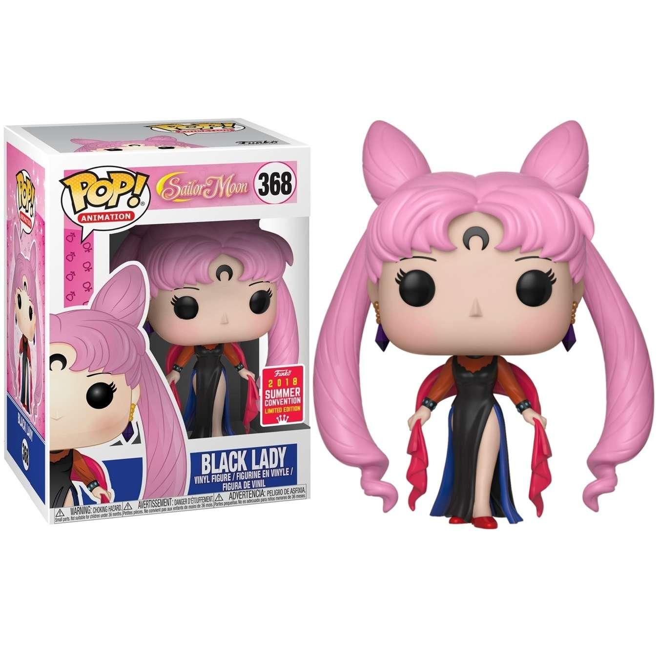 POP!: Sailor Moon - Black Lady (SDCC 2018 Exclusive) Photo