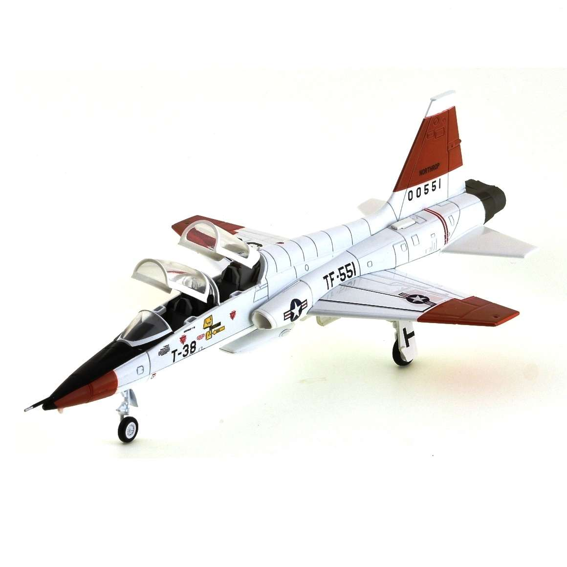 Diecast Aircraft 1/72: Military - Northrop T-38A Talon Photo