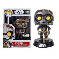 Pop!: Star Wars - C-PO3 Unfinished (Smuggler's Bounty Exclusive) Photo