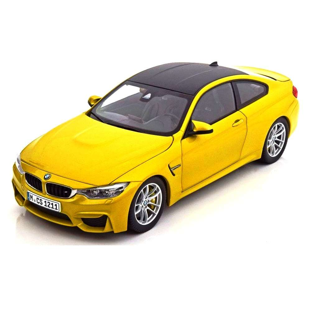 Diecast Car 1/18: Street Cars - BMW M4 Coupe F82, 2014 Photo