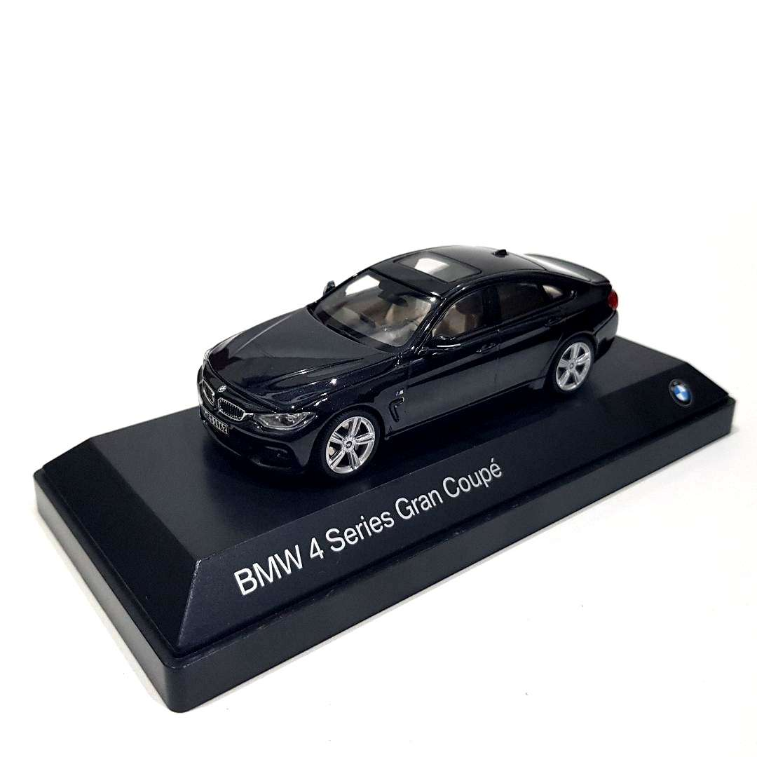 Diecast Car 1/43: Street Cars - BMW 4er 4 Series (F36) Gran Coupe Photo