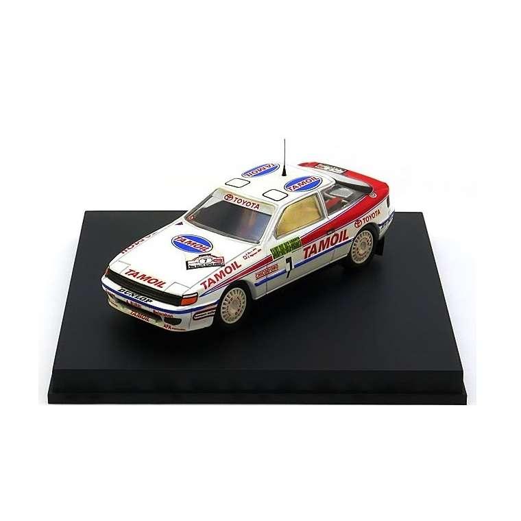 Diecast Car 1/43: Rally - Toyota Celica GT4, 1992 Photo