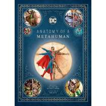 Book: DC Comics - Anatomy of a Metahuman Photo