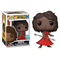 FUNKO POP! Black Panther - Okoye in Red Dress  (NYCC 2018 Exclusive) Photo