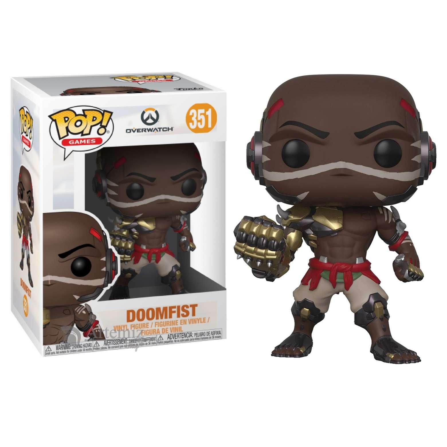 POP!: Overwatch - Doomfist Photo